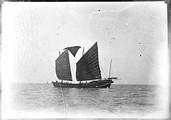 1899 06 Japon  jonque à 3 mats