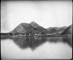 1899 03 Chine Bords du fleuve bleu, un peu en amont de l'îlot Min