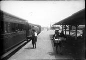 1899 06 Japon Utsonomiya Train japonais
