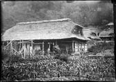 1899 06 Japon Naru Sawa  maisons de campagne