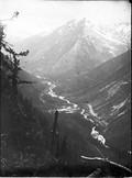 522 - Canada, Valée, vue de l'observatoire du lac Marion