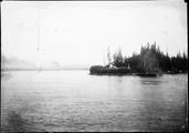 1899 07 Canada Vancouver, l'arrivée