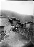 1899 06 Japon Furuseki la maison et la rue
