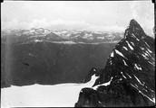 1899 07 26 Canada  panorama du Donald, vue de l'aigle