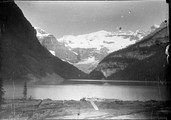 1899 07 Canada Lac Louise, le matin