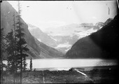 1899 07 Canada  Lac Louise le soir