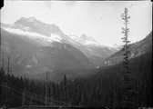 1899 07 Canada Vallon avant Mont Hector (North Fork)