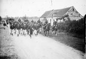 1901 Versailles -Auvours- service militaire Photo René L.R.