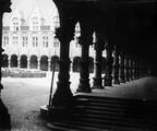 1897/07/16 Belgique Liège intérieur du Palais de Justice ancien Palais des Princes-Évêques