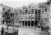 1897/07/16 Belgique Liège Palais de Justice ancien Palais des Princes-Évêques