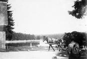 1897 07 25 Allemagne  Harz lac de Blankenstein