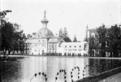 1897 08 02 Russie Saint-Pétersbourg château de Péterhof grandes eaux