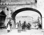 1897 08 04 Russie Moscou enceinte Kitai-Gorod Porte Iliinskaïa