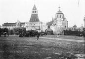 1897 08 04 Russie Moscou La place Loubianka