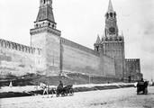 1897 08 04 Russie Moscou enceinte du Kremlin. tour Spaskaia (du Sauveur)