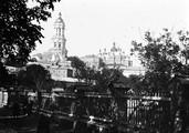 1897 08 09 Ukraine Kiev et la cathédrale de l'Assomption