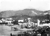 1897 08 16 Ukraine Yalta La cote de Crimée