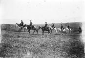1897 08 21 Russie départ de notre caravane vers l'Elbrouz