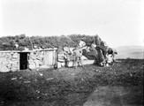 1897 08 22 Russie Betchessan halte pour la nuit 2300 m