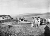 1897 08 22 Russie Betchessan premier déjeuner en plein air