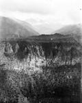 1897 08 22 Russie Arrivée dans la vallée de la Malka et l'Elbrouz  5642 m