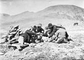 1897 08 24 Russie déjeuner avant la descente sur Ouzkoulan