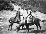 1897 08 25 Russie Karatchaï à cheval (Vallée du Kouban)