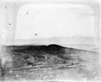 1897 08 27 Russie Lever du Soleil sur l'Elbrouz Pris du Betchessan (2300 m)