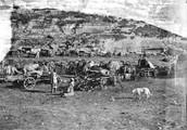 1897 08 27 Russie marché à Kislovodsk