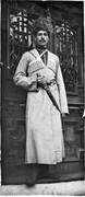1897 ou 1898 Paris Félix Leprince-Ringuet en cosaque