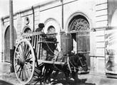 1897 09 06 Azerbaïdjan Bakou une charrette