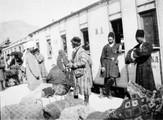 1897 09 08 Turkménistan Achkhabad à la gare du Transcaspien