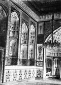 1897 09 12 Ouzbékistan Boukhara intérieur du palais de l'émir
