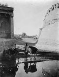 1897 09 12 Ouzbékistan Boukhara la muraille et le cimetière