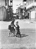 1898 07 08 Égypte Port-Saïd une rue