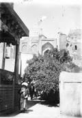 1897 09 16 Ouzbékistan SamarKand entrée de la mosquée de Chah Zinda