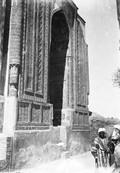 1897 09 16 Ouzbékistan SamarKand admirable mausolée de la mosquée de Chah Zinda