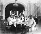 1897 09 16 Ouzbékistan SamarKand  Mess des officiers