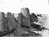 1897 09 18 Turkménistan Merv (Mary) les murs de Bairam Ali