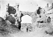 1897 09 18 Turkménistan Merv une porte de  Bairam Ali