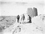 1897 09 18 Turkménistan Merv les murs de Bairam Ali