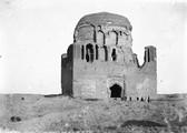 1897 09 18 Turkménistan Merv le tombeau des rois de Merv que Gengis Khan n'a pu détruire