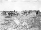 1897 10 09 Arménie route d'Igdir à Aralykh groupe de femmes kurdes