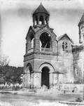 1897 10 08 Arménie église du monastère d'Etchmiadzin résidence du métropolite