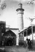 1897 10 07 Arménie Erevan minaret