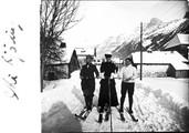 1908 01 Chamonix ski