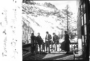 1908 01 Chamonix terrasse du Planet