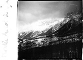 1908 01 Chamonix montée au col de Voza