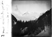 1908 01  Chamonix Dôme du Goûter des environs de Servoz